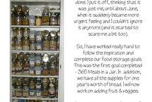 Food Storage / by Lisa Barone