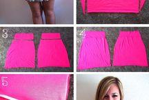 clothes / by Tori Bowman