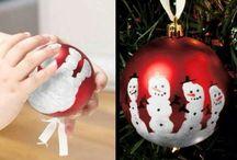 Christmas decorating / #HomebaseMumsnetXmas