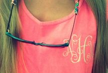 Monogramsss / by Hannah Parker