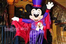 Mickey Mouse -purple-