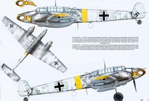 Самолеты WWII