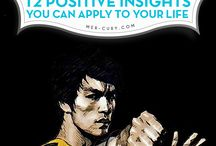 Bruce Lee Philosophy & Quotes