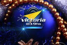 Navidad 2013 en Victoria FM / Vive la Navidad de #TuRadioVial