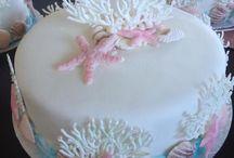 cake sea theme