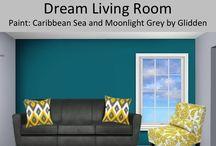 Living room / by Kayla Grissom