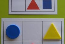 formes couleurs emplacements