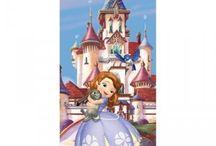 Szófia hercegnő gyerekszoba
