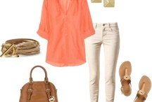 Spring style / by Vanessa Atler