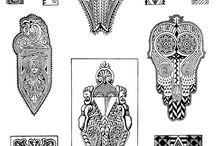 African ornament | Африканские орнаменты