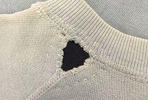 креативный ремонт одежды