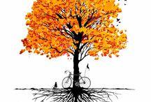 Tattoo Árvore