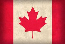 Canada / Everyone welcome, please feel free to pin as many pics as you wish NO limits, enjoy! / by fuzzywuzzybear