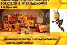 Obornicki Ośrodek Kultury Wielki Dzień Pszczół