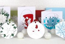 White Christmas SVG Collection