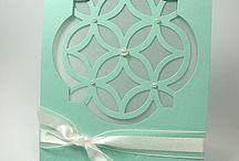 Engagement/Wedding Card Ideas