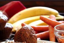 Banana Carrot Breakfast Muffin