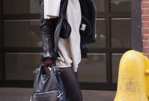 Oversized Scarf Trend - 2014 / by reasonstodress