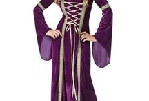 Once upon a Mattress Costumes