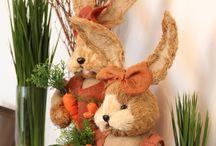 coniglietti su mensola
