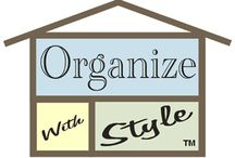 ❤ ORGANIZE WITH STYLE