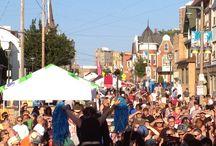Brady Street Festival / Milwaukee's favorite neighborhood festival… there's something for everyone here!