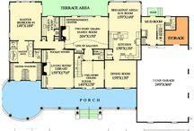 Asuntojen pohjapiirrokset