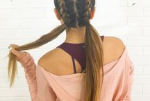 Hair goals / i cant even straighten my hair right