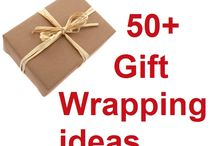 Gift Giving: Wrapping / by Wendy Shaffer