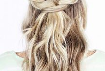 Hairstyles & nails
