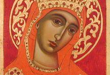 Madonny / Madonna w obrazach, malarze, ikony