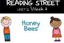 U2W6-Honey Bees-Reading Street