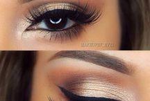 ojos pintado