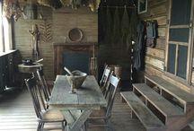 Enclosed porches