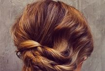 Angela - Hair