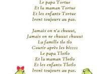 chansons/comptines