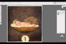 Software tutorials / There are a ton of videos out there with tips and tricks on Adobe Photoshop, Lightroom, Photoshop Elements, iPhoto and Picasa. The best ones keep it short and simple. I like to open photoshop (or whatever program), then run the video in my brower and switch back and forth between the two - stopping the video while I complete each step. It's a great way to find out if I've really understood each step and it's more engaging than sitting and watching an 'instructional' video- the attention wanders!