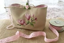 embroidery bags and clutches