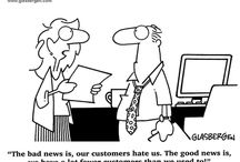 Marketing Funnies / by Radio Lounge Marketing