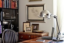Home Decor-Office/Library / by Christine Rees