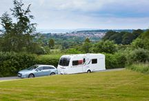 Bailey Unicorn Series III (Sept 2014 - current) / Unicorn sets the standard for a premium product range by providing the very best in touring caravan design.