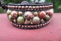 Macrame bracelets/braccialetti