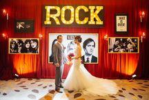 90s Rock Wedding of Horasi & Lusi