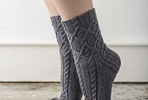 Socks&legwarmers / patterns