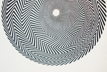 BRİDGET RİLEY (OP ART)