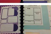 organize / by Megan D