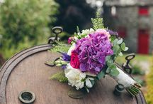 Beautiful bouquets / ...brilliant buttonholes, and other floral details