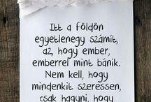 versek, idézetek