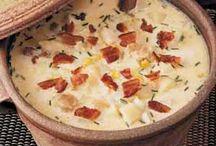 soups/chowders/chili