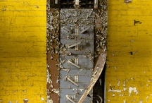 Abandoned places / by Jennifer Schreiber